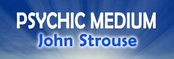 John Strouse offers compassionate, non-judgmental psychic-mediumship readings by phone or Skype. Each reading will be specific to you and your life.  In your reading, we will cover many aspects of your life journey.  These areas may include love and relationships, career and finances, family and friends, and travel. Try a Psychic House Party - a fun atmosphere where you and your guests will receive in-person, individual psychic readings.  It is an event your guests will talk about for a long time to come. For local clients, these house parties are in-person. Out-of-area clients can enjoy a Psychic House Party via skype or video.