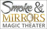 Smoke & Mirrors Magic Theater Events