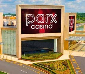 Parx Casino in Bensalem, PA